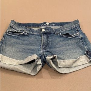 7 Jeans shorts